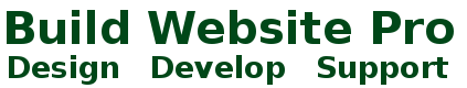 Build Website Pro Logo